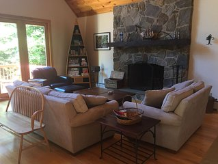Perfect Get-Away House - 6 Miles from Stratton & Mount Snow