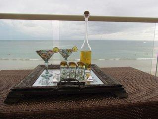 VIEWS, VIEWS, VIEWS!!! BOUTIQUE BEACH FRONT lUXURY--Best Beach In Punta Mita!