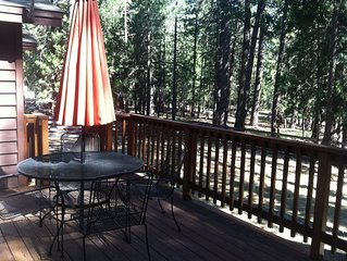 Family Friendly Getaway 1 mile from downtown Graeagle