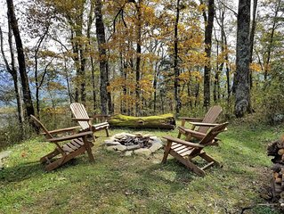 Gingercake Acres- Beside the Linville Gorge Wilderness. Pet Friendly!