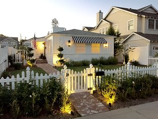 Charming, Well-Appointed Coronado Home Near Golf Course, Walk To Beach & Village