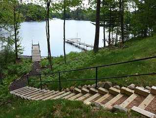 Spacious New Lake House in Charming Minocqua WI