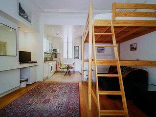 Comfortable, Sunny Studio: St Germain - Montparnasse