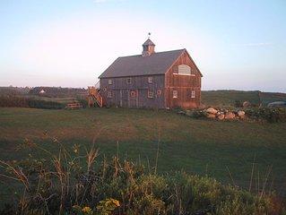 Barn at Schooner Point- A Romantic Escape
