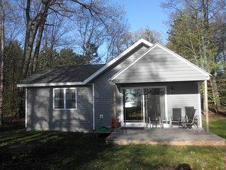 Lake Michigan Cottage - Newly Renovated & Private