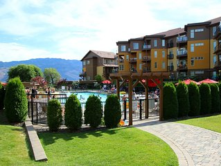 Barona Beach Luxury Lake Front Condo/W Boat Slip,  West Kelowna,
