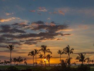 7H - Hawaiian Elegance –  Luxurious Deluxe Ocean View Villa (6+)