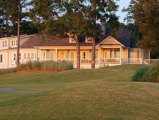 GOLF AT REYNOLDS with Stay at Exclusive Luxury Lakefront Home During Masters