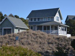 Great location! 2 minute walk to beach on community boardwalk!