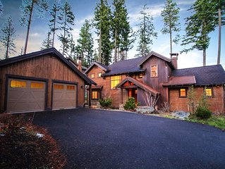 Pets Welcome.  A true gem nestled within the Suncadia resort. Serene & relaxing!