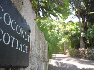Coconut Cottage - Private/Staffed Villa W/ Round Hill Mem.