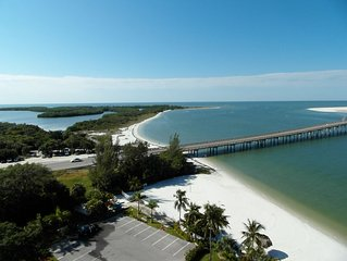 BEAUTIFUL 10TH FL. Private Beach * Lovers Key Beach - Fort Myers Beach