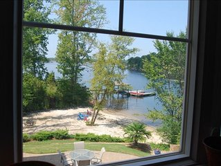 Snug Harbor Waterfront Avail for Getaways, Retreats, Reunions