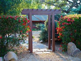 Nine Oaks Ojai In The Beautiful Arbolada
