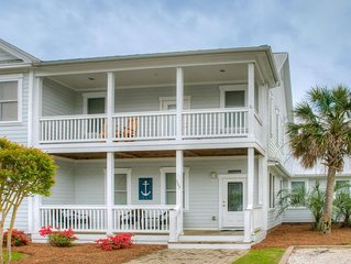 Anchor's Away Townhome In Southport North Carolina