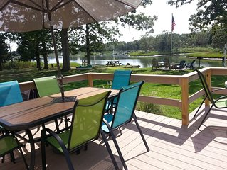 Southold Waterfront complete with Boat Dock, Boat Ramp, Hot Tub & Beaches