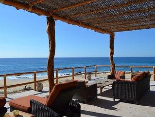 Beachfront Retreat on the Sea of Cortez - Ventenas al Mar