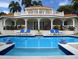 ***.P Gold.. Villa, Kosher, Family Friendly,  Private Pool, Resort, Beach