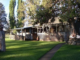 Bend Country Cabins/ Private Setting Pet Friendly - $90/night for 2  plus nights
