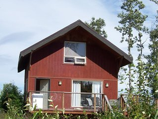 Fully Furnished Super Cute and Cozy 2 Story Cabin with Loft