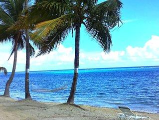 Our Starfish Palace - Ground floor Sugar Beach condo- Where Wishes Do Come True