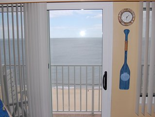 Spectacular, Newly Renovated Oceanfront Condo In Prime Beach Location