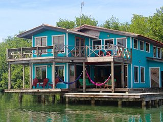 Bocas Del Toro - 'Casa Bocas' of Saigon Bay - Celebrate the Islands!