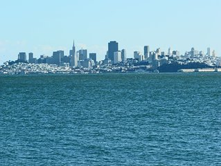 Sausalito View Home! - Extended Vacation? - Temp. Exec. Lodging? - 30+ Day Stays