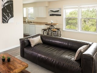 Perfect for Families Pet Friendly Minutes to the Ocean Watermen's Cabana 2C