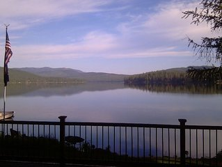 McGregor Lake Guest Ranch on 2.5 Acres with 175' of Frontage