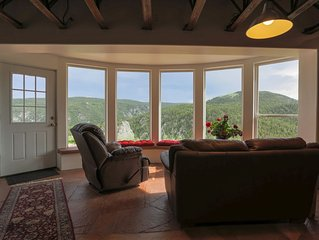 Peaceful Rocky Mountain Retreat * Dream Canyon w/ Panoramic views-20 min to Bldr