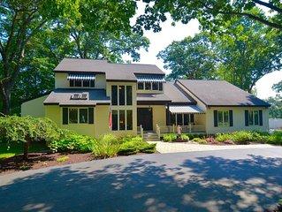 Saratoga Lakehouse - 3 mins to Track, Town, Golf, Saratoga Spa State Park/SPAC