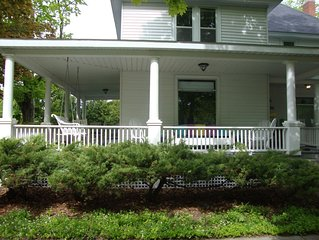 Classic north side home, quick walk to downtown and Lake Michigan