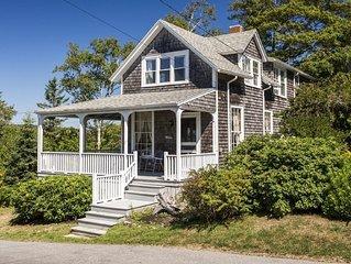 Darling Rustic Ocean Point Cottage