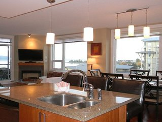 Luxury Oceanside 3 Bedroom Condo Parksville - Vancouver Island