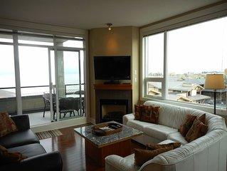 Luxury Oceanside 3 Bedroom Condo Parksville - Vancouver Island