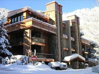Ski up to the Front Door of Aspen's Cascade West!