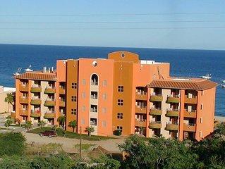 Ground Floor Beach/Pool Front Villa at Palmas De Cortez Resort