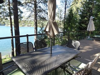 Waterfront Property With Panoramic View Of Pine Mountain Lake