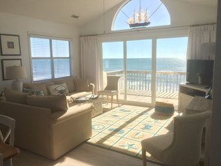 Oceanfront Beachfront Home w/ Amazing Views of the Beach & Ocean - Surf City, NC