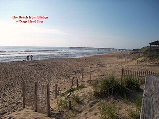 The Lady Bug, Traditional Nags Head Charm Close To Beach Restaurants Attractions