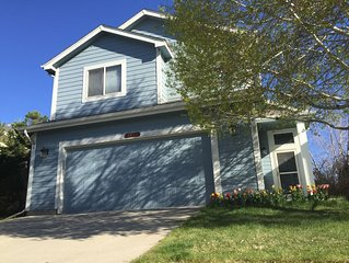 Conveniently located Boulder County Home