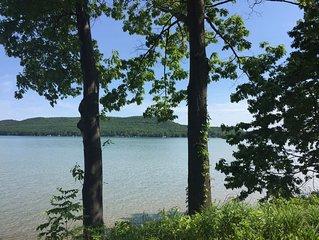 Glen Heaven on Little Glen Lake in Glen Arbor Michigan
