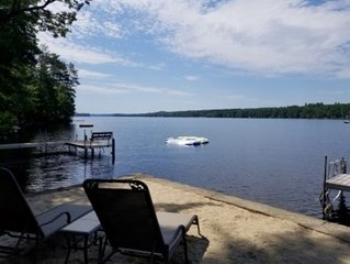 Lakefront Paradise on Northern Tip of Long Lake