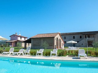 Ground Floor Apartment for 5 Guests - La Collina del Sole