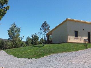 Panoramico monolocale in campagna. 3 km dal mare. 300 m nuraghe