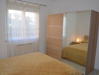 Appartamento in villetta al mare di Roma con Wifi gratuito