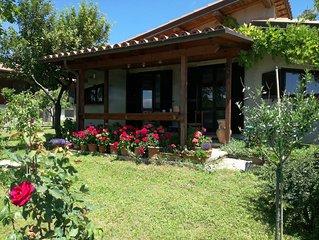 Casa con vista a Moscano