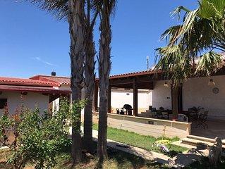 Villa indipendente con Veranda e Giardino a Porto Cesareo
