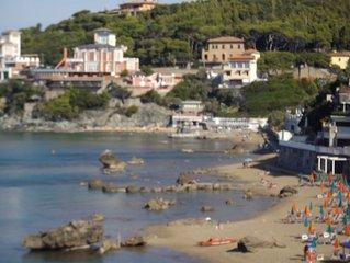 La Casina con giardino indipendente a 5 minuti dal mare